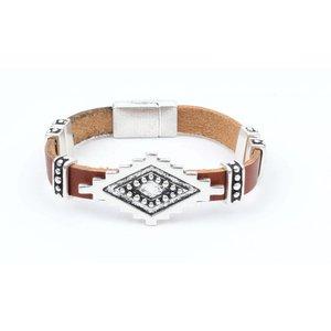 "Rove Bracelet ""Aztec"" (B)"