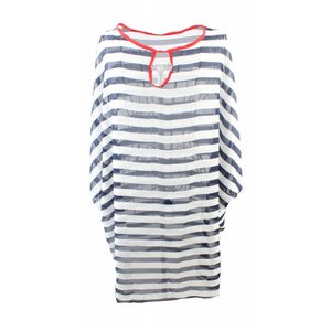Tunic stripe blue