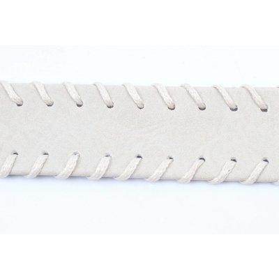 Choker met stiksel grijs (318098)