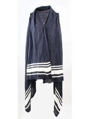 "Vest ""Striped"" blue-white"