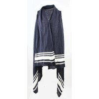 "Vest ""Striped"" blue-white"