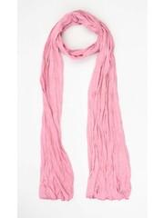 "Scarf ""Uni Jersey S"" melange pink"