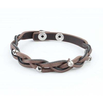 "Bracelet ""braided"" bronze"