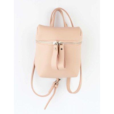 "Cross body bag ""Backpack"" pink"