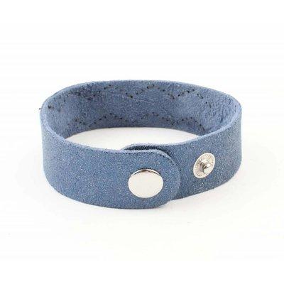 "Armband ""Metallrohre"" jeans"