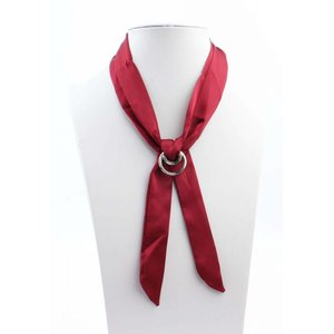 "Necklace ""Bow"" Red"