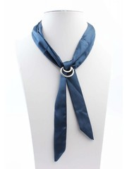 "Necklace ""Bow"" blue"