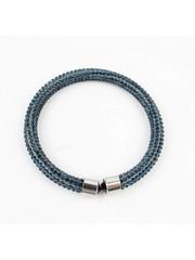 "Bracelet ""Rhinestone"" blue"
