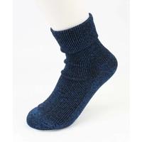 """Sokken """"Uni lurex"""" blauw, per 2 paar"""