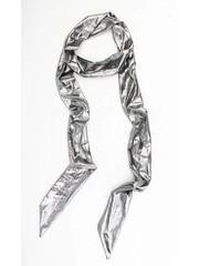 """Sjaal """"Uni stropdas"""" zilver"""