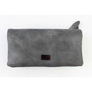 """Wallet """"fold"""" blue"""