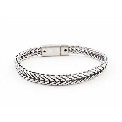 "Armband ""Milena"" oud zilver"