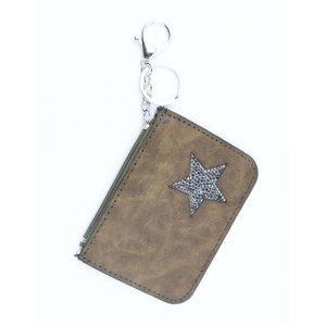 """Keychain """"wallet"""" kakhi"""