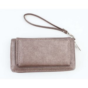 "Wallet ""Canvas"" brown"