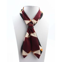 """Scarf """"Sixties"""" Red"""