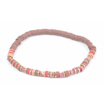 """Armband """"Beau"""" pink"""