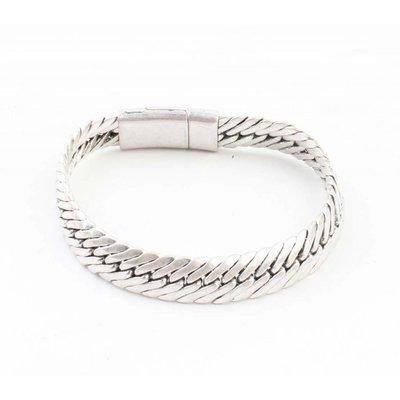 "Bracelet ""Koya"" old silver"