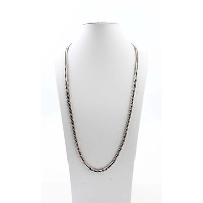 "Long necklace ""Milena"" silver"