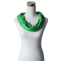SCHAL UNI JERSEY spring green 861001-4108