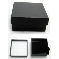 Armband Schachtel, schwarz, pro 5 Stück