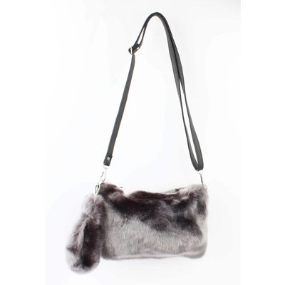 """Shoulder bag """"Fox"""" black"""