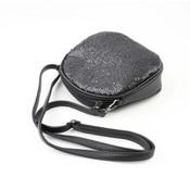 """Crossbody bag """"Sequins"""" black"""