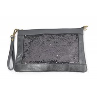 "Clutch ""Scales"" black"