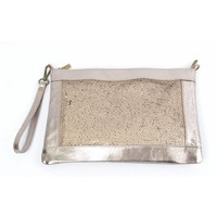 "Clutch ""Skalen"" gold"