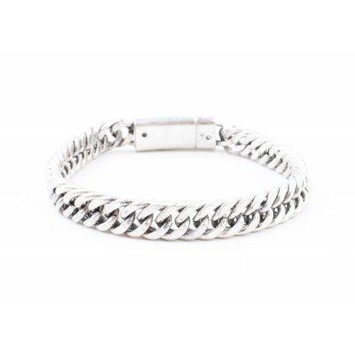 """Armband """"Zala"""" altsilber"""