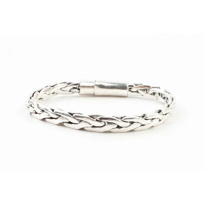 "Stahl Armband ""Pippa"" silber"