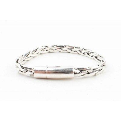 """Steel bracelet """"Pippa"""" silver"""