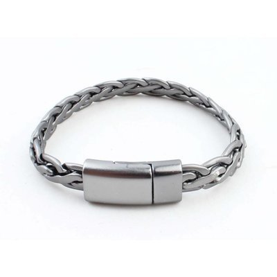 "Armband ""Chloé"" anthrazit"