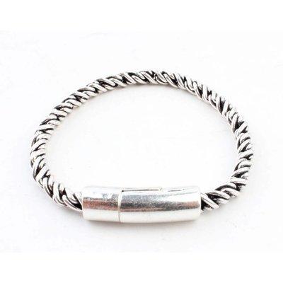 """Bracelet """"Poly"""" silver"""