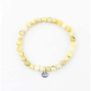 Bracelt natural stone citrine