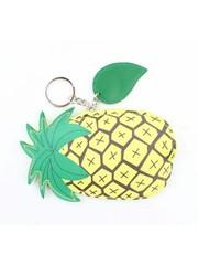 "Tassenhanger ""Ananas"" geel"
