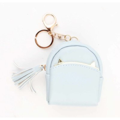 "Bags pendant ""Backpack"" blue"
