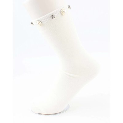 """Socks """" Daily """" white per 2 pairs"""