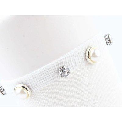 "Socken ""Daily"" weiße pro 2 Paar"