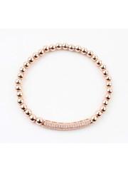 "Bracelet "" Sally "" rosé"
