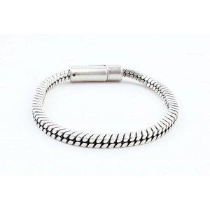 "Bracelet "" Lora "" old silver"