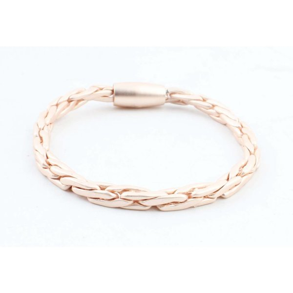"Bracelet "" Dan "" rosé"