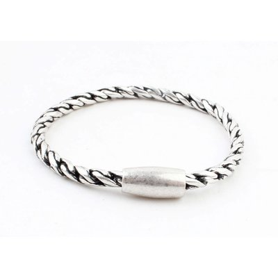 "Armband ""Kendra"" oud zilver"