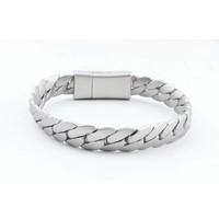 """Bracelet """" Liv """" matte silver"""
