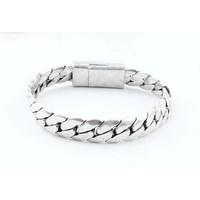 "Bracelet "" Liv "" old silver"