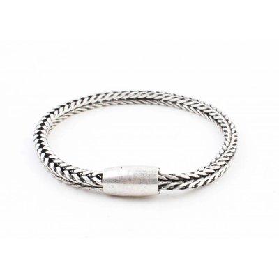 "Armband ""Noé"" oud zilver"