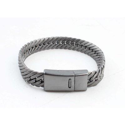 "Armband ""Busra"" antraciet"