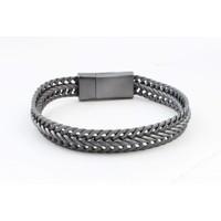 "Bracelet ""Nisa"" anthracite"