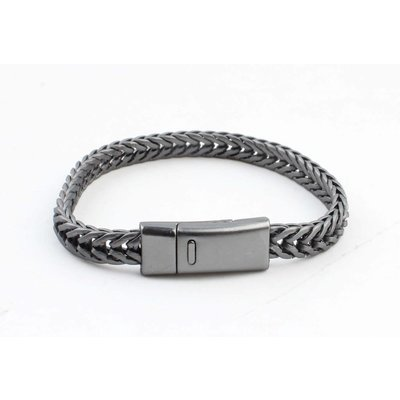 "Bracelet ""Milena"" anthracite"