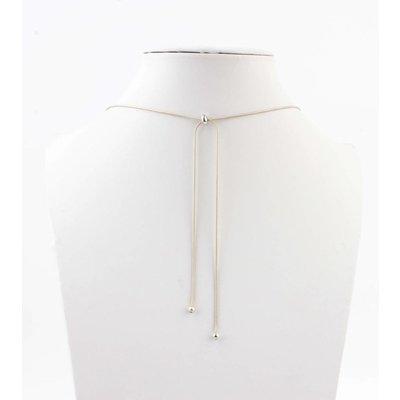 """Halskette """"Moderne Kunst"""" gold"""