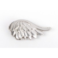 """Magnet """" Wing """" silver"""